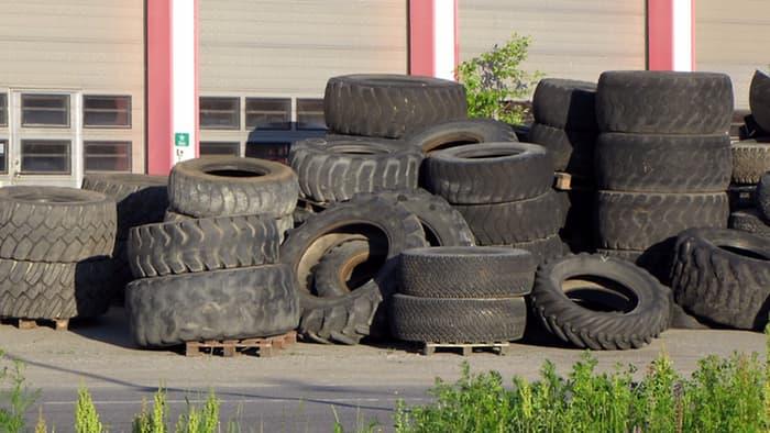 Ученые научились перерабатывать шины. Facepla.net последние новости экологиии