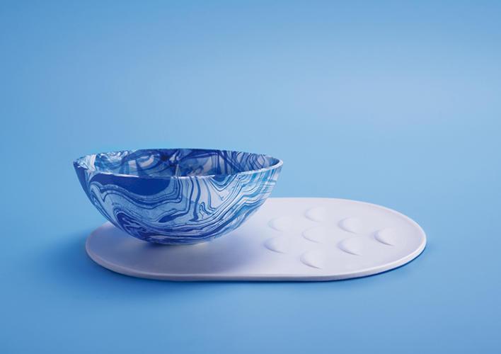 Самоочищающаяся посуда