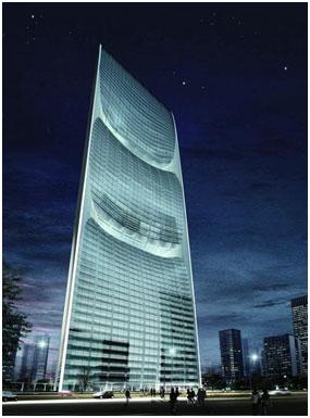 Башня «Жемчужная река» (Гуанчжоу, Китай)