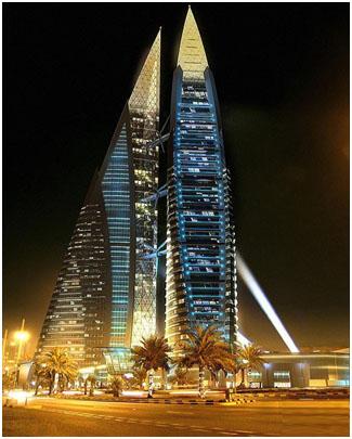 Бахрейнский Всемирный торговый центр (Манама, Бахрейн)