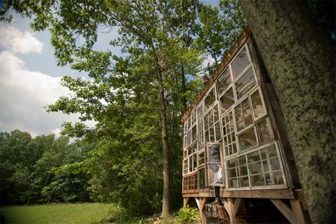 Дом изстарых окон