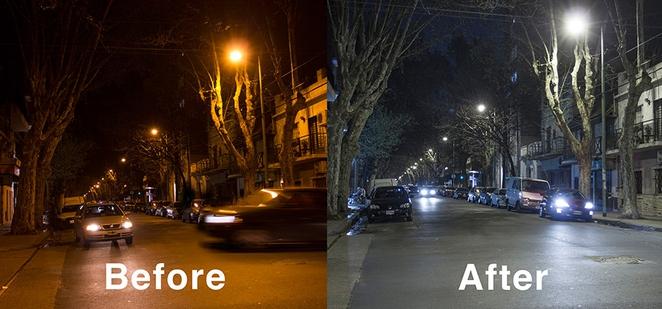 Буэнос-Айрес переходит наLED-освещение
