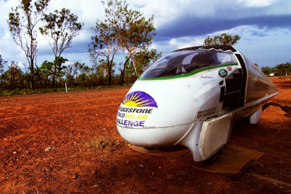 Cambridge University Eco Racing Resolution 1