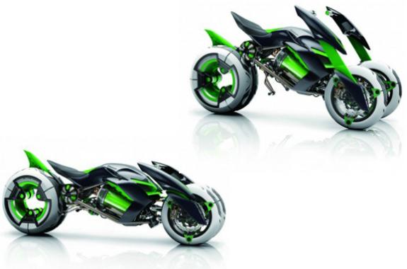Kawasaki J 3