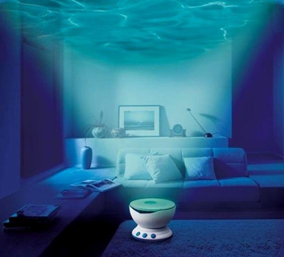 Эко-дизайн: вода в интерьере