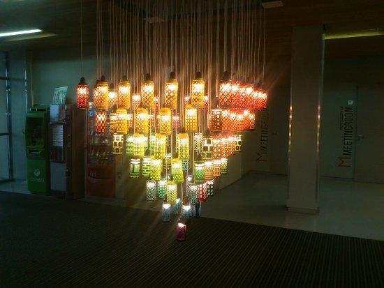 Светильники подвесные из оргстекла