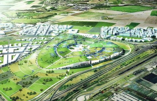 Проект Europa City