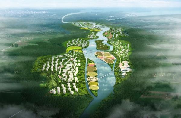 Зеленый Город здоровья