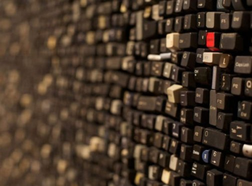 Что можно сделать из старой клавиатуры
