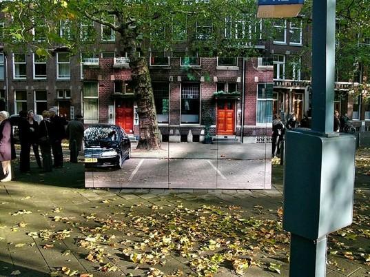 Голландский мусор становится красивее и полезнее