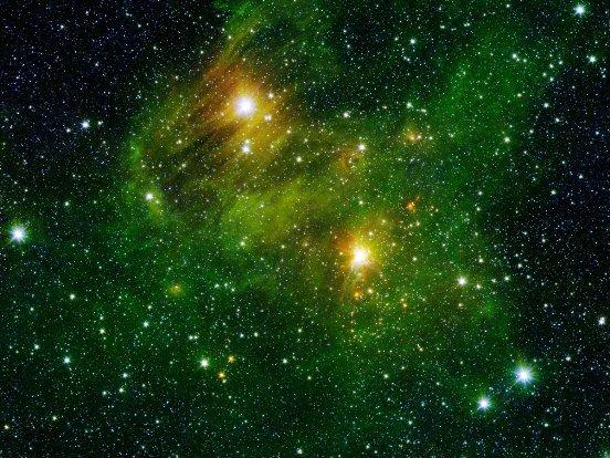 астрономы обнаружили сахар в космосе