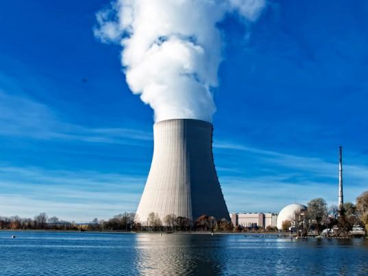 Атомная энергия уходит впрошлое