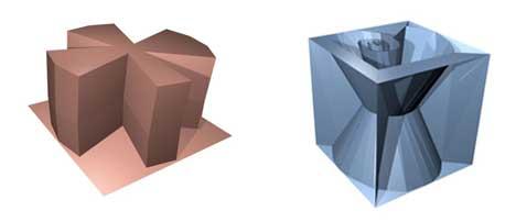 Прототип солнечной 3D-панели