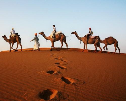10 незабываемых путешествий попустыням