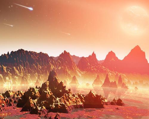 10 изображений похожих на Землю экзопланет