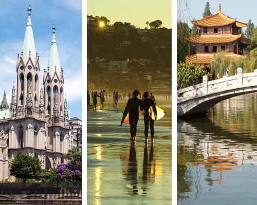 10 мест мира, гдевсегда стоит хорошая погода