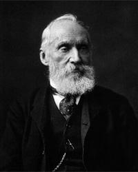 В 19 столетии сэр Уильям Томсон, лорд Кельвин, стал первым человеком, использовавшим физику для подсчета.