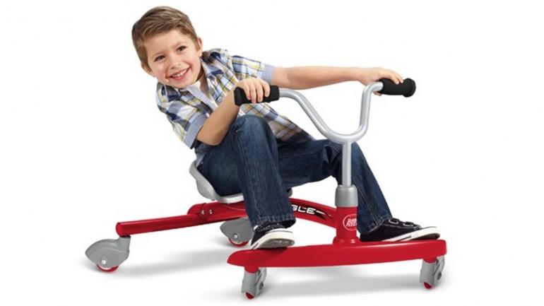 Ziggle – здоровье и веселье на четырех колесах