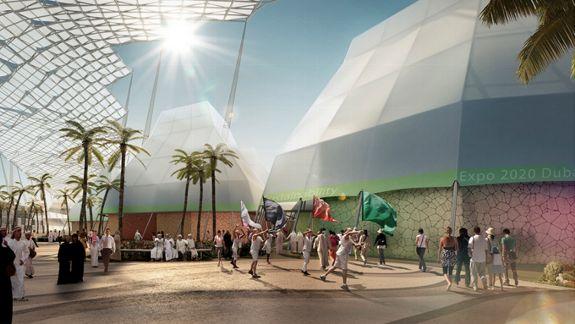 Когда ЭКСПО завершится, павильоны будут объединены и преобразованы в постояннодействующий Музей будущего.
