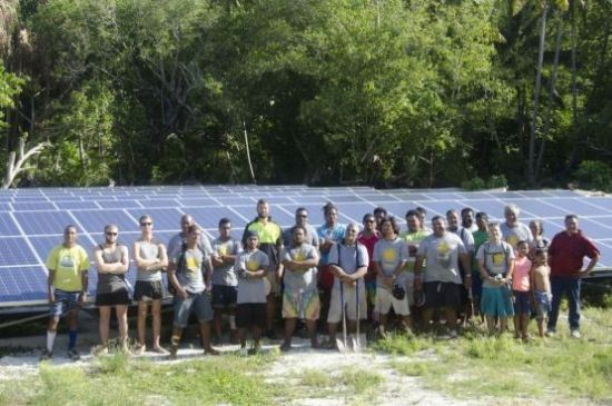 Острова Токелау первыми в мире перешли на энергию Солнца