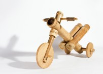 bamboo-tricycle
