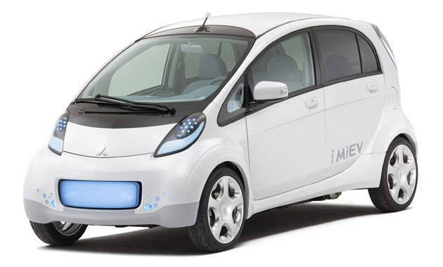 mitsubishi i-miev Global