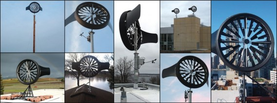 Honeywell Wind Turbine применение