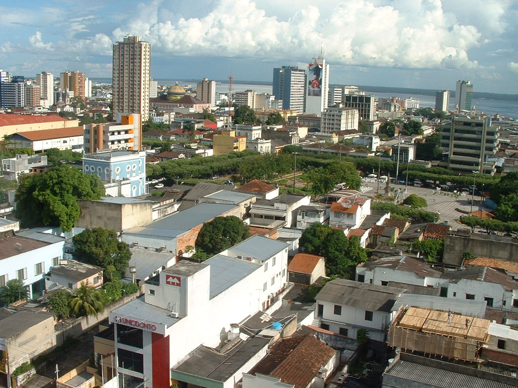 Manaus_downtown