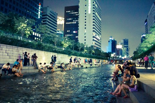 Cheonggyecheon_River_Project
