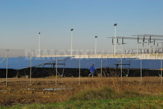 San Bellino PV power plant