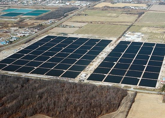 Sarnia Photovoltaic Power Plant